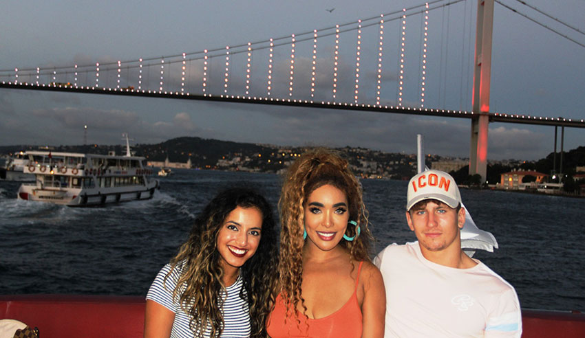 Sunset Cruise on the Istanbul Bosphorus